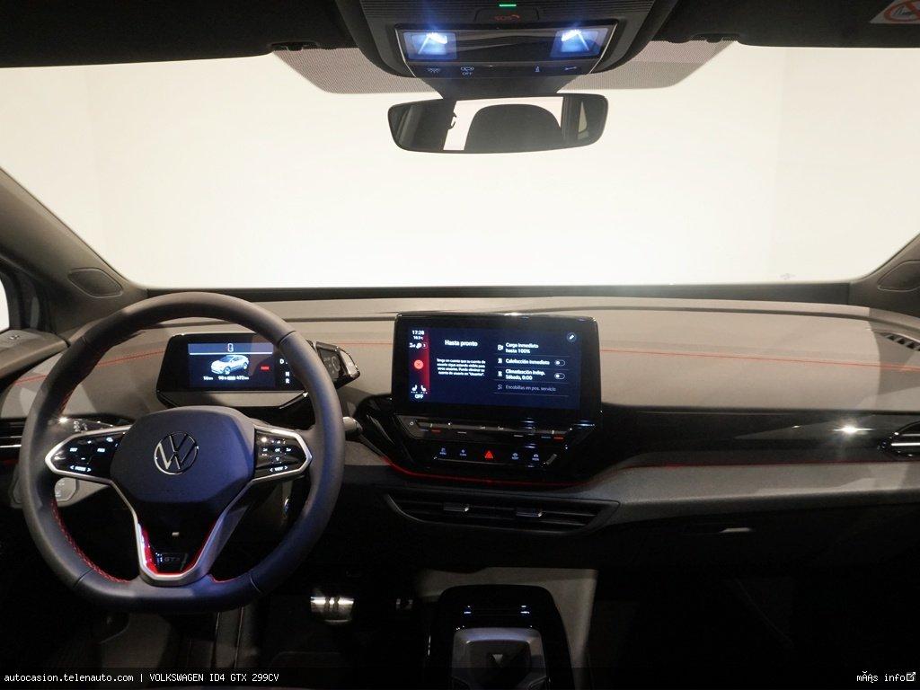 Volkswagen Id4 1st 204CV  Electrico kilometro 0 de ocasión 6