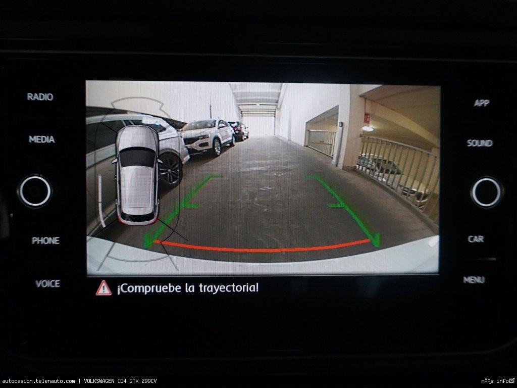 Volkswagen Id4 1st 204CV  Electrico kilometro 0 de ocasión 9