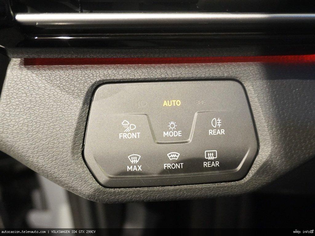 Volkswagen Id4 1st 204CV  Electrico kilometro 0 de ocasión 10