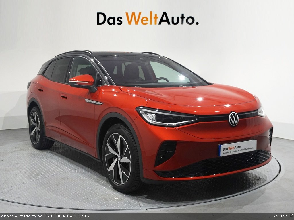 Volkswagen Id4 1st 204CV  Electrico kilometro 0 de ocasión 1