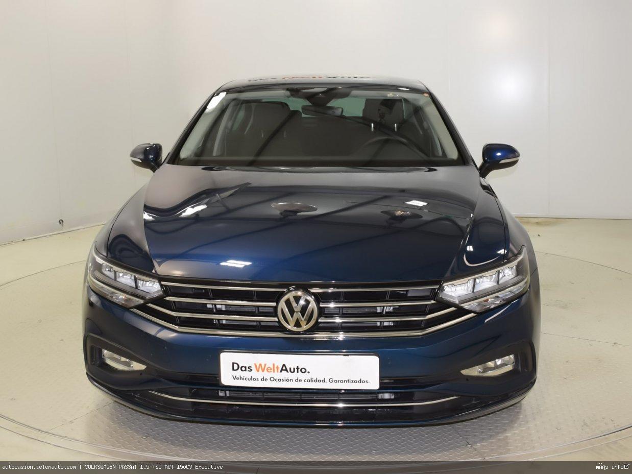 Volkswagen Passat 1.5 TSI ACT 150CV Executive Gasolina seminuevo de ocasión 2