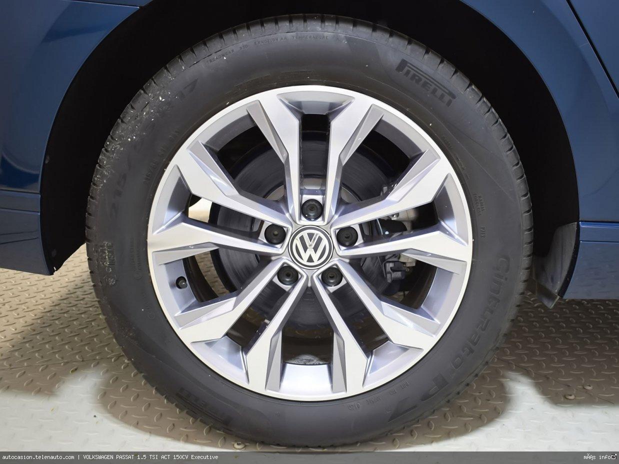 Volkswagen Passat 1.5 TSI ACT 150CV Executive Gasolina seminuevo de ocasión 11
