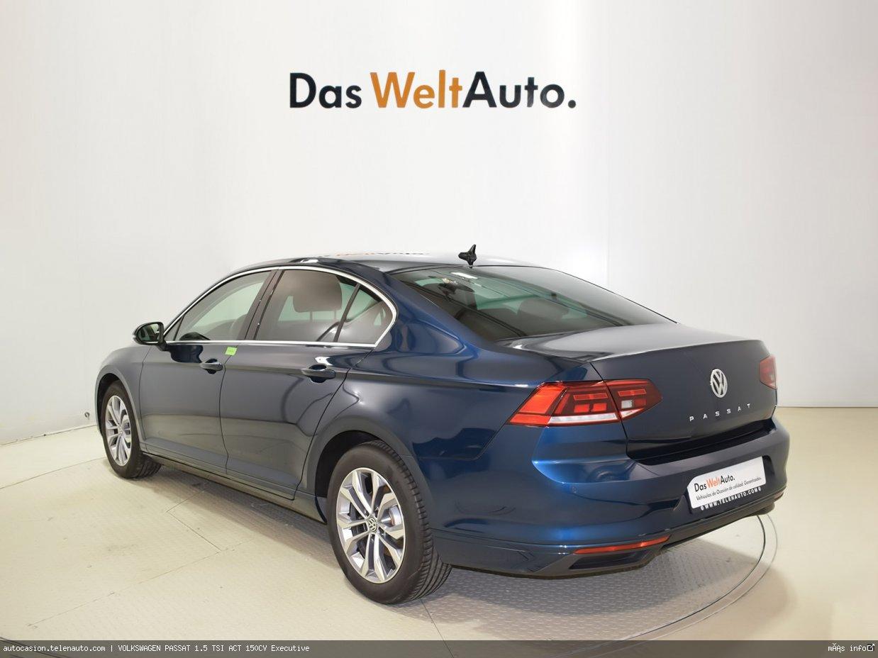 Volkswagen Passat 1.5 TSI ACT 150CV Executive Gasolina seminuevo de ocasión 4