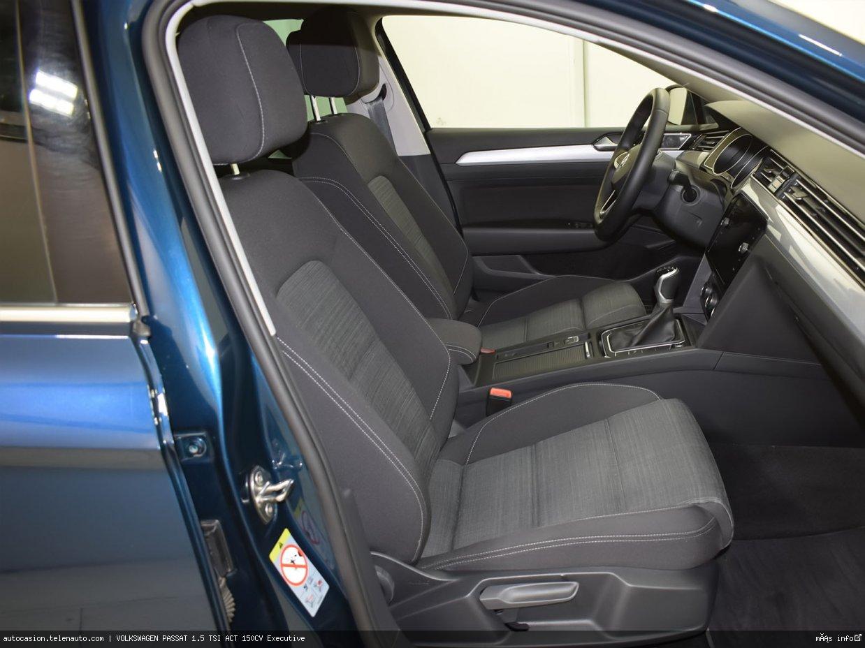Volkswagen Passat 1.5 TSI ACT 150CV Executive Gasolina seminuevo de ocasión 5