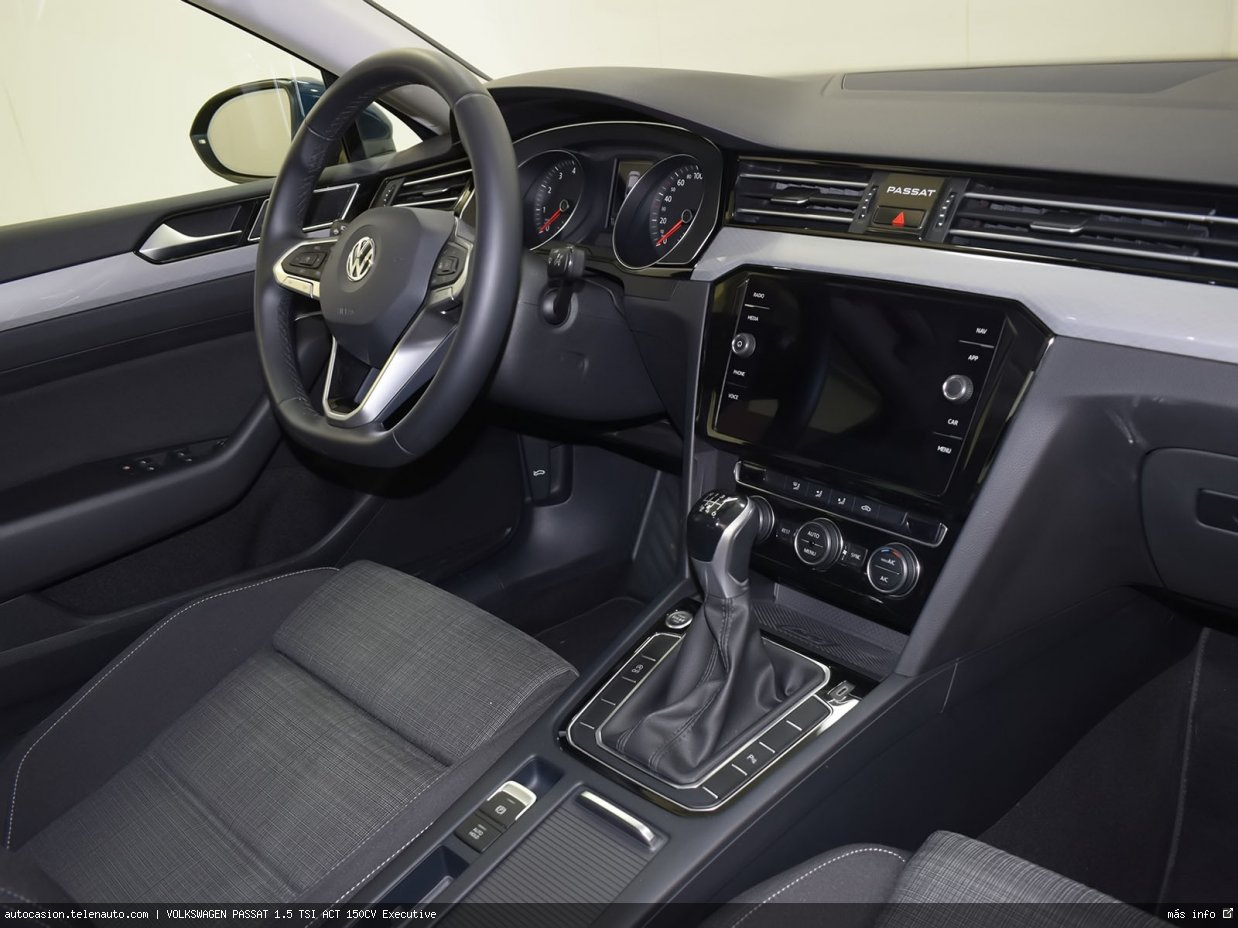 Volkswagen Passat 1.5 TSI ACT 150CV Executive Gasolina seminuevo de ocasión 6