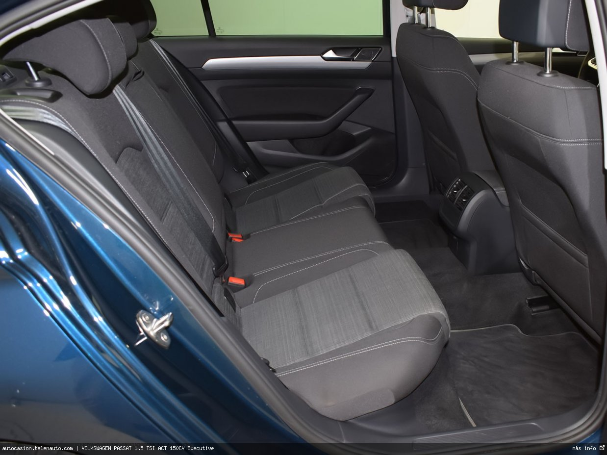 Volkswagen Passat 1.5 TSI ACT 150CV Executive Gasolina seminuevo de ocasión 9