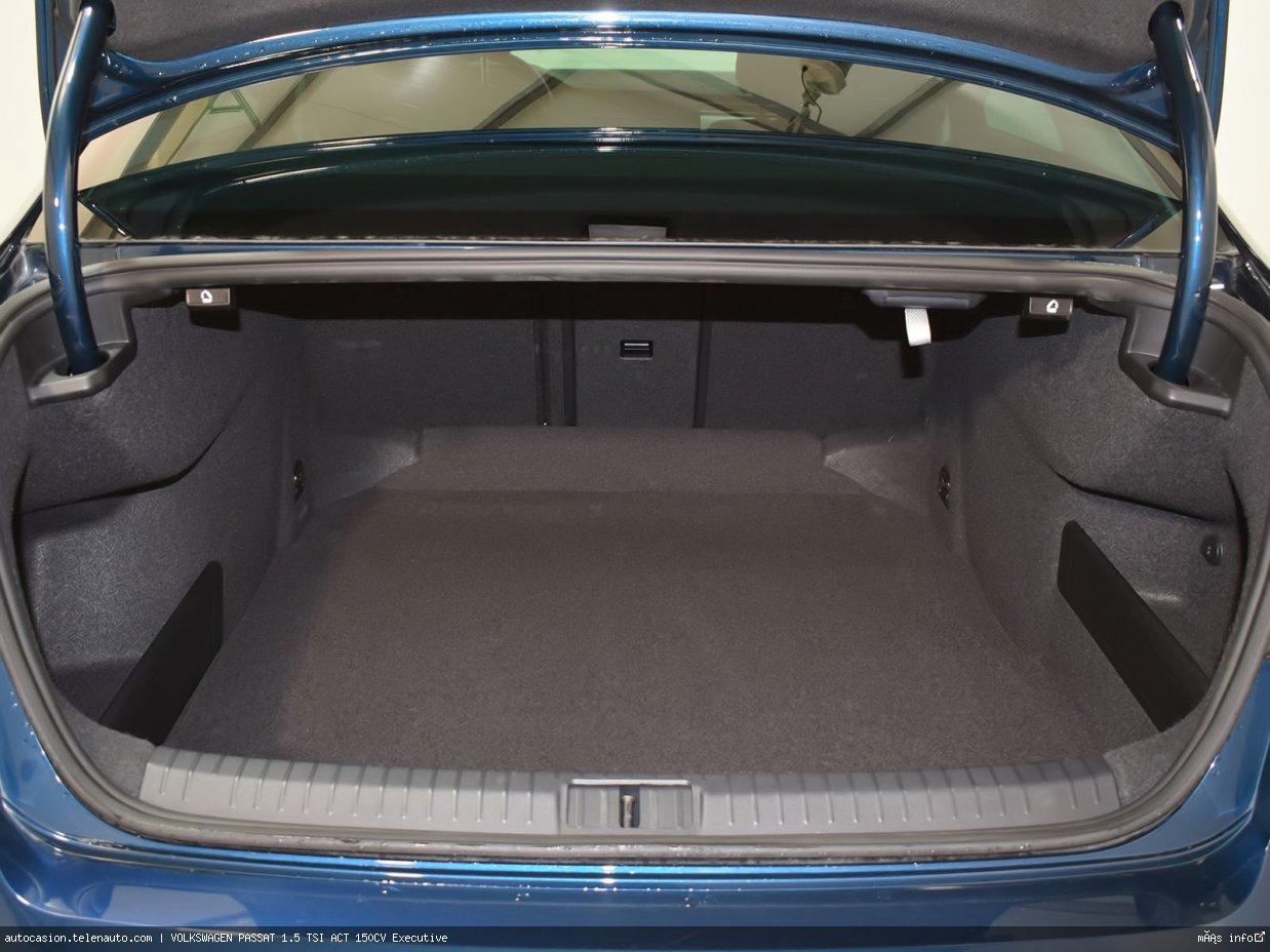 Volkswagen Passat 1.5 TSI ACT 150CV Executive Gasolina seminuevo de ocasión 10