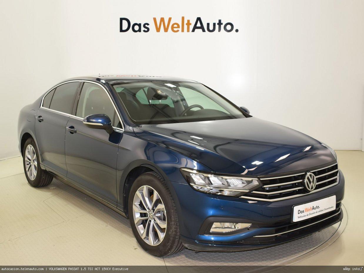Volkswagen Passat 1.5 TSI ACT 150CV Executive Gasolina seminuevo de ocasión 1