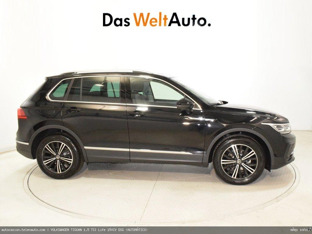 Volkswagen Tiguan 1.5 TSI Life 150CV DSG (AUTOMÁTICO) Gasolina kilometro 0 de segunda mano 2