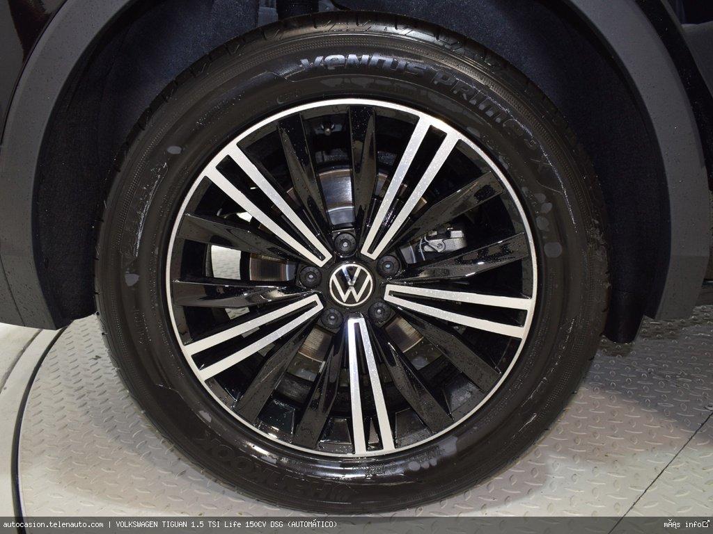 Volkswagen Tiguan 1.5 TSI Life 150CV DSG (AUTOMÁTICO) Gasolina kilometro 0 de segunda mano 11
