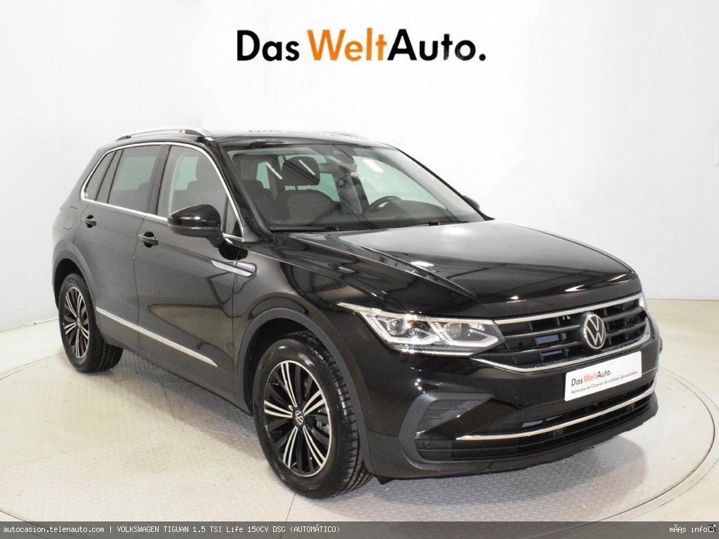 Volkswagen Tiguan 1.5 TSI Life 150CV DSG (AUTOMÁTICO) Gasolina kilometro 0 de segunda mano 1