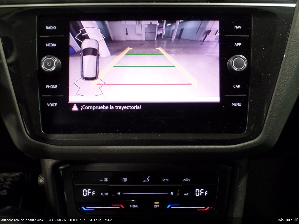 Volkswagen Tiguan 1.5 TSI Life 150CV Gasolina kilometro 0 de segunda mano 6