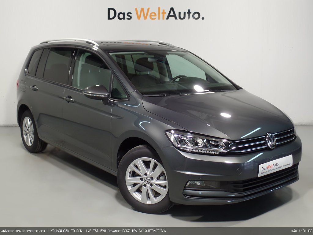 VOLKSWAGEN TOURAN 2.0TDI Advance 140CV