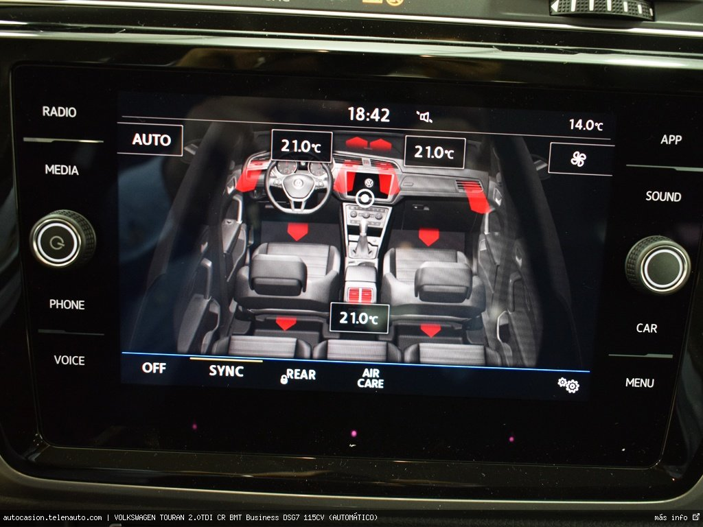 AUDI A3 Sportback 35 TFSI S line 150CV